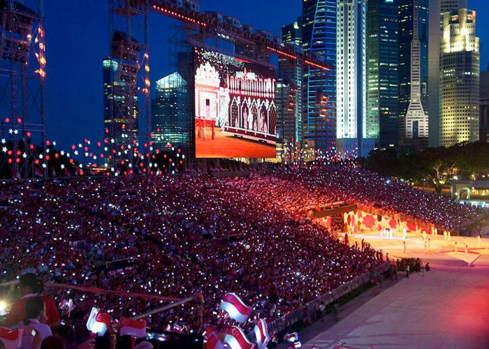 2010 Singapore's 45th Aniversary Celebrations