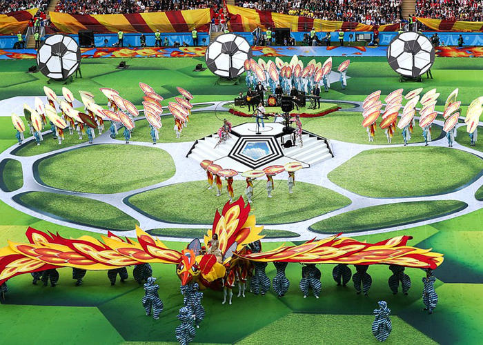2018 FIFA Russia World Cup Opening & Closing Ceremony