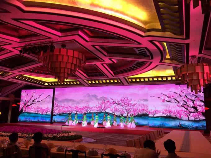 Video LED Display Event Screen Hire