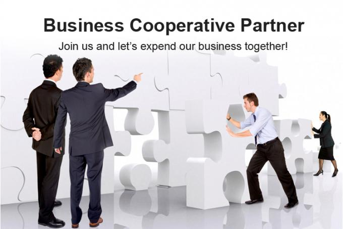 business cooperative partner