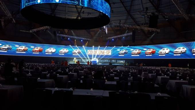 glux led screen rental