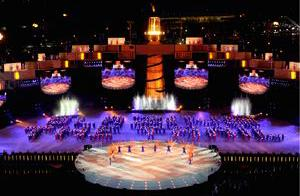 2010 Singapore Youth Olympics Opening Ceremony