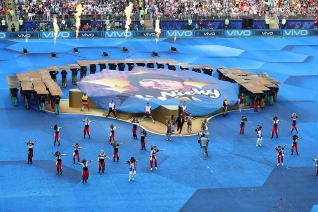 2018 FIFA Russia World Cup Closing Ceremony