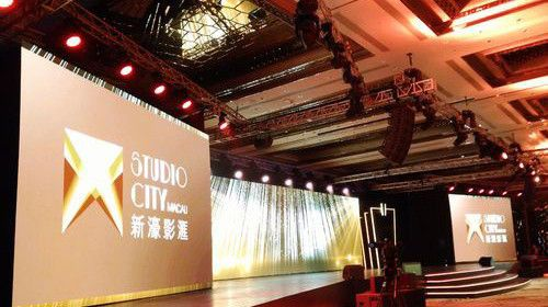 "Glux LED Display ""illumine"" Macao New Landmark ------ Studio City Macao"