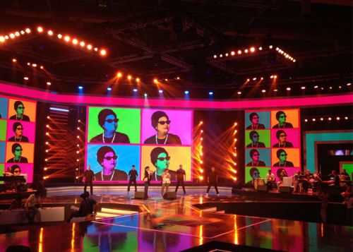 Factors Should Paid Attention to When Using Full Color LED Display Screens in TV Studios