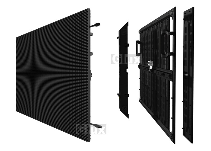 Glux P10.4mm P10 Single Power Indoor LED Display Screen Rental (MOsn)